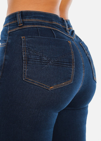 Image of Levanta Cola Dark Wash Skinny Jeans