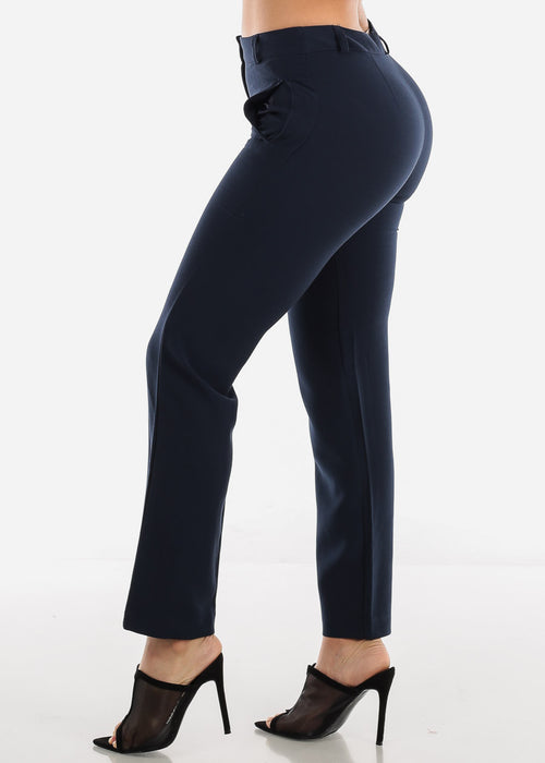 Navy Dress Pants
