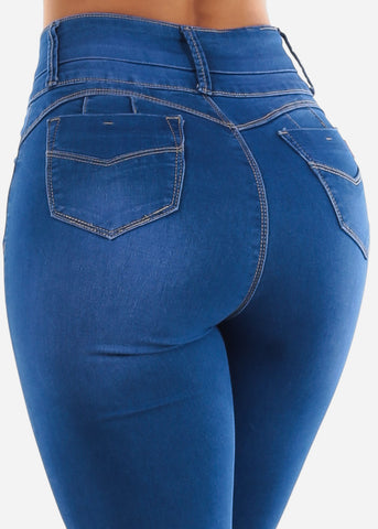 Image of Booty Boost High Rise Jeans