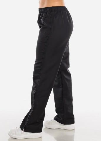 Image of Black Track Pants