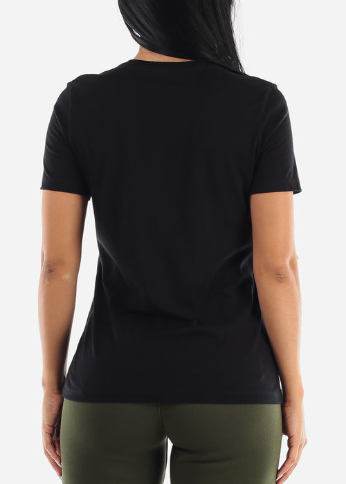 """CIAO BELLA"" Black Top"