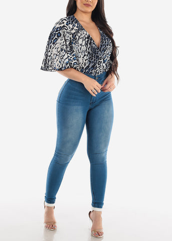 Image of MX Classic Ultra High Waisted Skinny Jeans