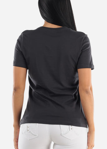 "Image of ""Boss Lady"" Graphic Top"