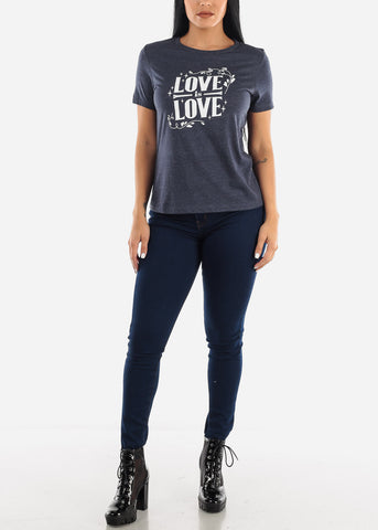 Image of Love is Love Graphic Tshirt