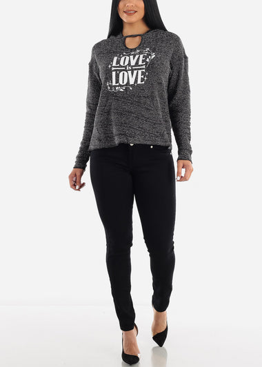 Love is Love Graphic Sweater