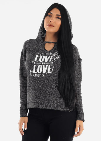 Image of Love is Love Graphic Sweater