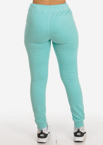 Image of Mint High Rise Jogger Pants