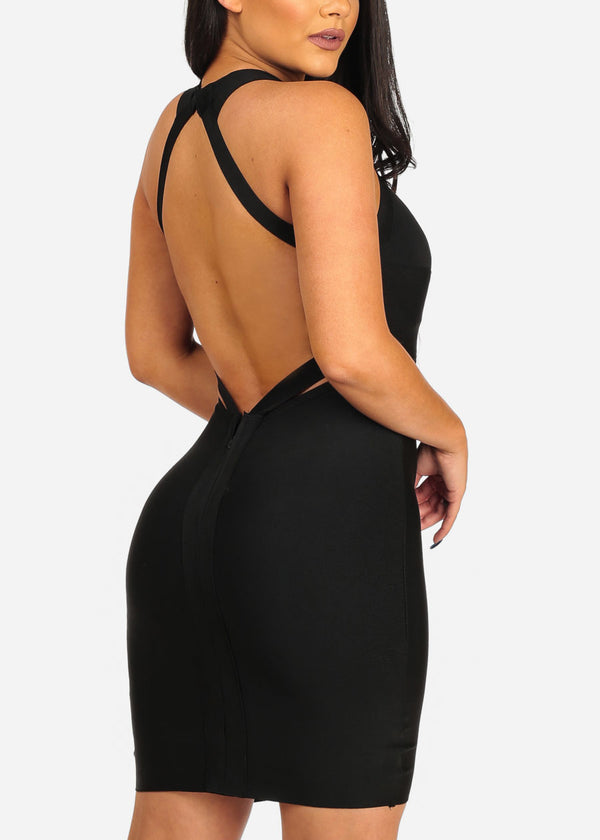 Out Back Sexy Party Dress