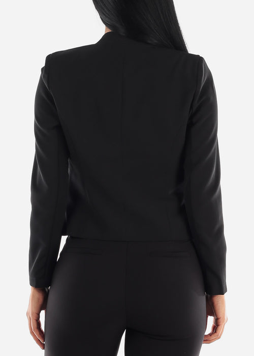 Career Wear Black Blazer