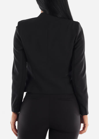Image of Career Wear Black Blazer