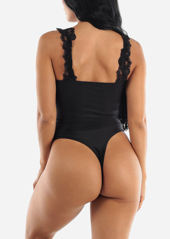 Image of Sexy Black Bodysuit