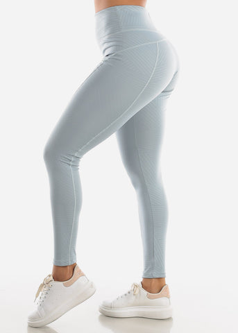 Image of Activewear Light Grey Leggings