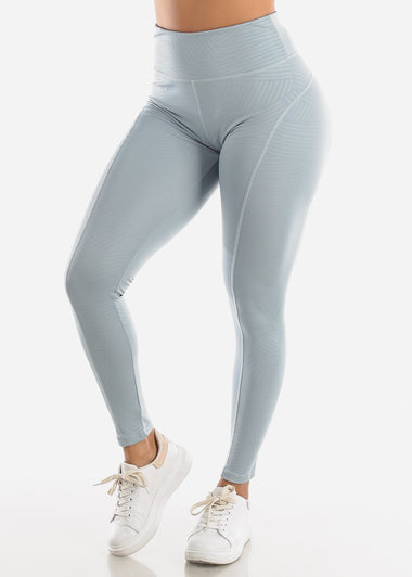Activewear Light Grey Leggings