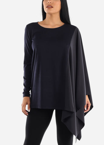 Image of Half Batwing Stylish Sweater