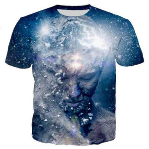 Cosmic Threads Shirts Cosmic Soul by Cameron Gray