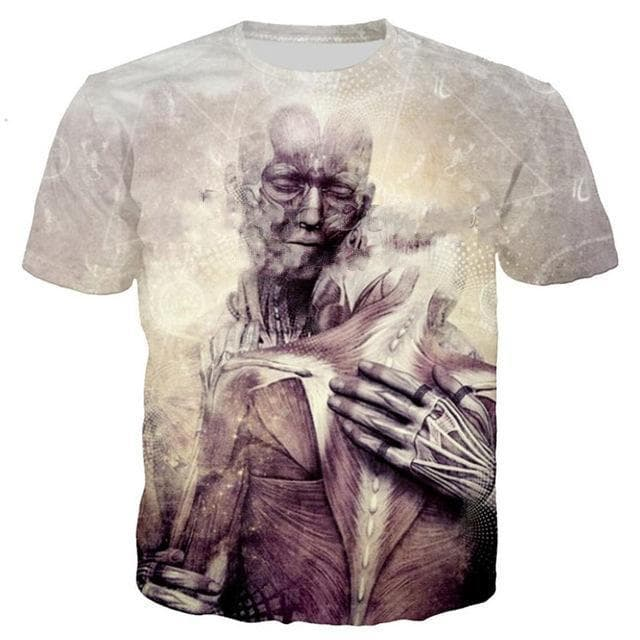 Cosmic Threads Shirts If Only The Sky Would Disappear by Cameron Gray