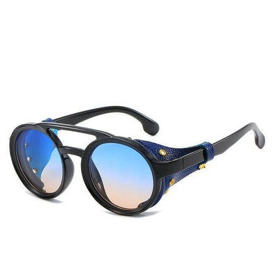 Cosmic Threads Sunglasses The Cyber Shaman Designer Sunglasses - Ocean