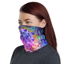 Load image into Gallery viewer, Cosmic Threads The Philosopher Face Mask Neck Gaiter Head Covering
