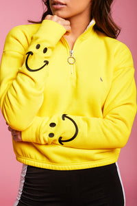 The Smiley Face Sweatshirt