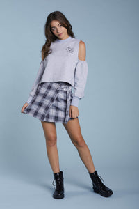 Schools Out Mini Skirt