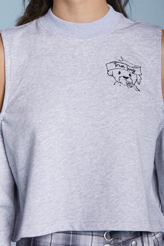 Tiger The Dog Pullover