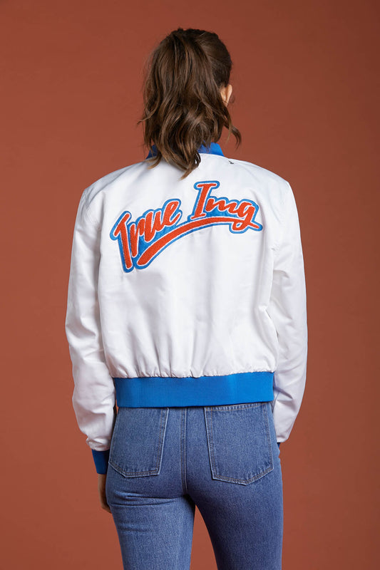 True Img Bomber Jacket