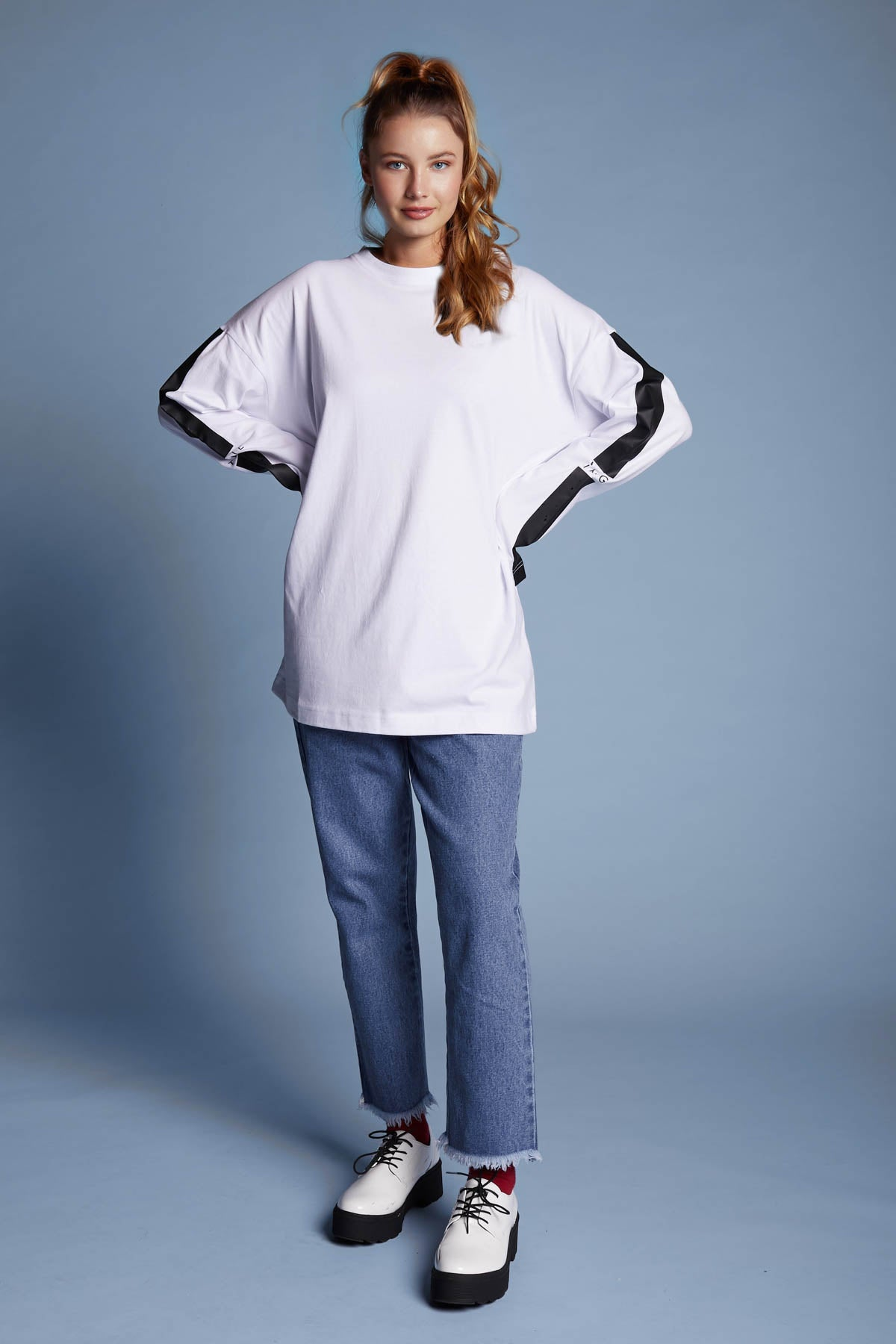 True IMG Extra Long Sleeve Tee