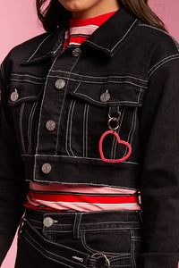 Metal Hearts Jacket