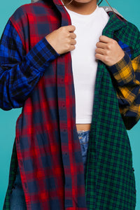 The Miss Me Flannel