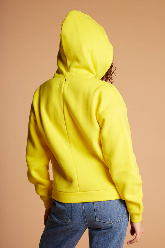 True Zip Up Hoodie