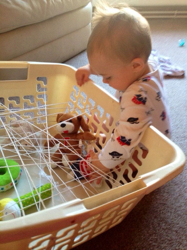 How to Make Spider's Web Discovery Basket