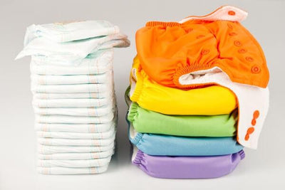 Cloth vs. Disposable Diapers