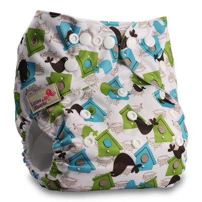 How Many Cloth Diapers Do You Really NEED?