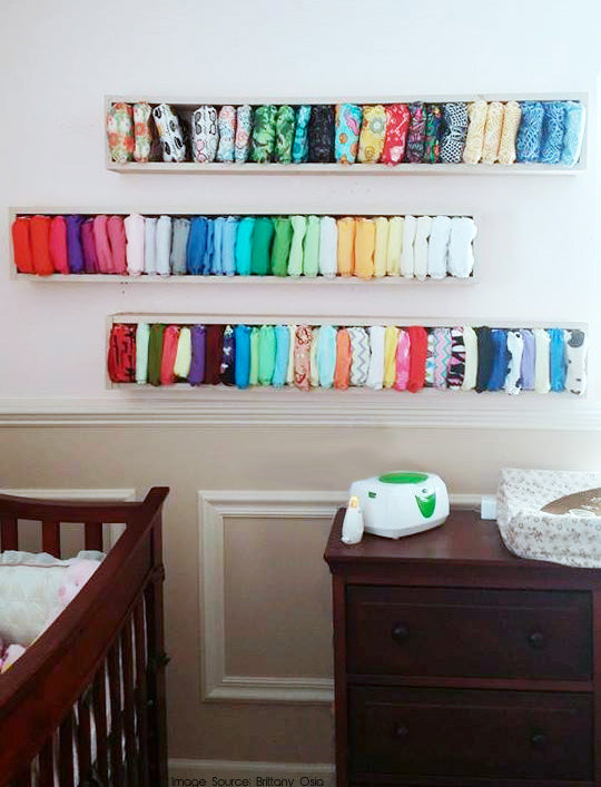 How To Safely Store Your Cloth Diapers Away Ready For Your Next Child