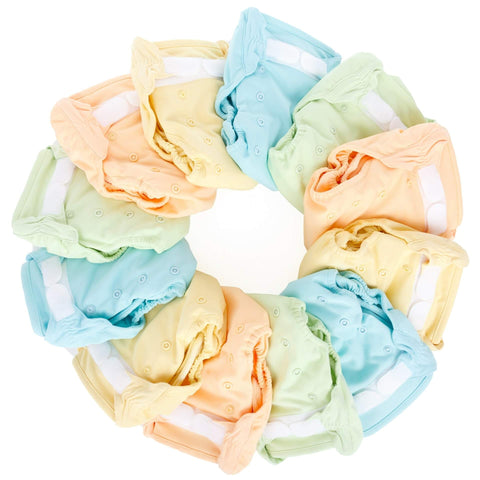 know how does cloth diapers work