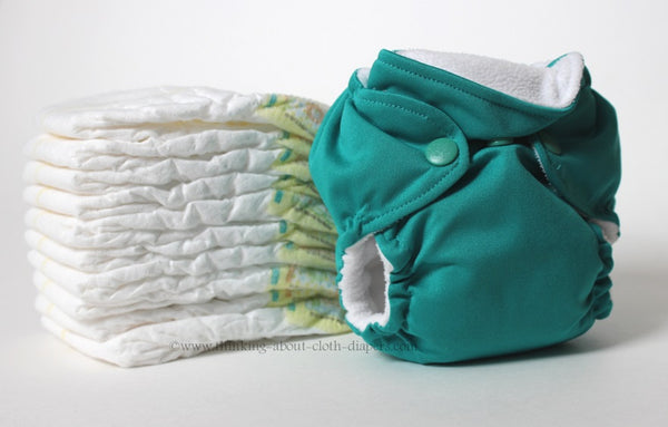 Cloth Diaper vs. Disposable, Hipposshop.com