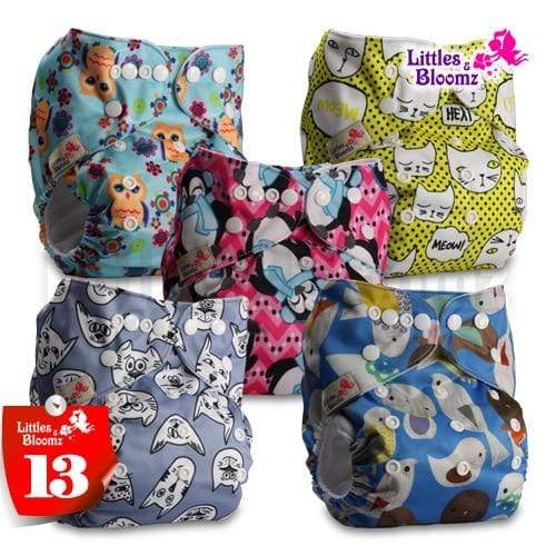 cloth diaper starter set for toddlers