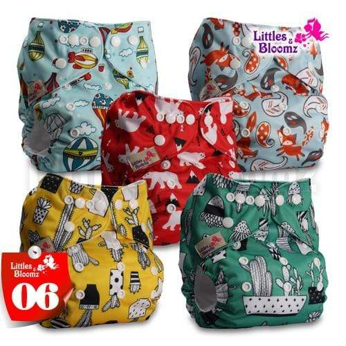 cloth diapers with comfortable material