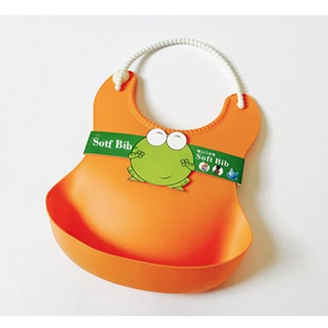 best bibs for babies eating solids