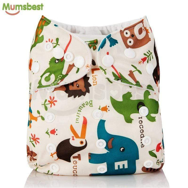 MumsBest Reusable Cloth Nappy | Hipposshop