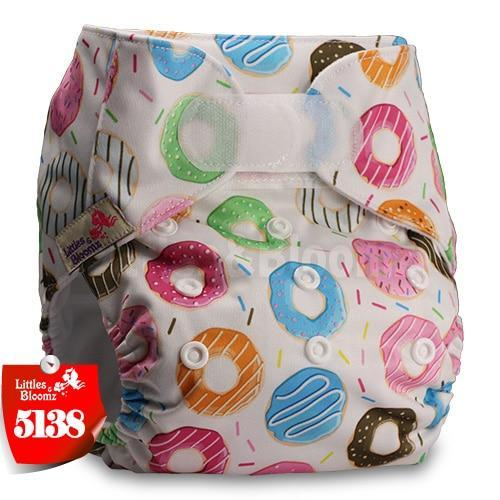hook and loop cloth diapers