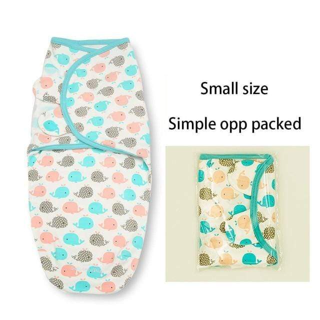 organic cotton baby swaddle wrap