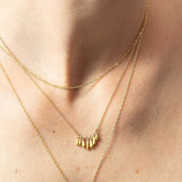 Rain Drops Necklace