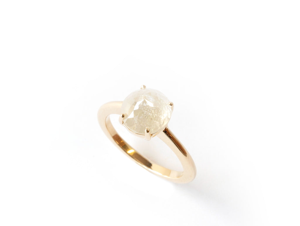 Snowy Mountain Ring