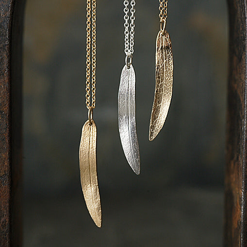 Single Leaf Necklace