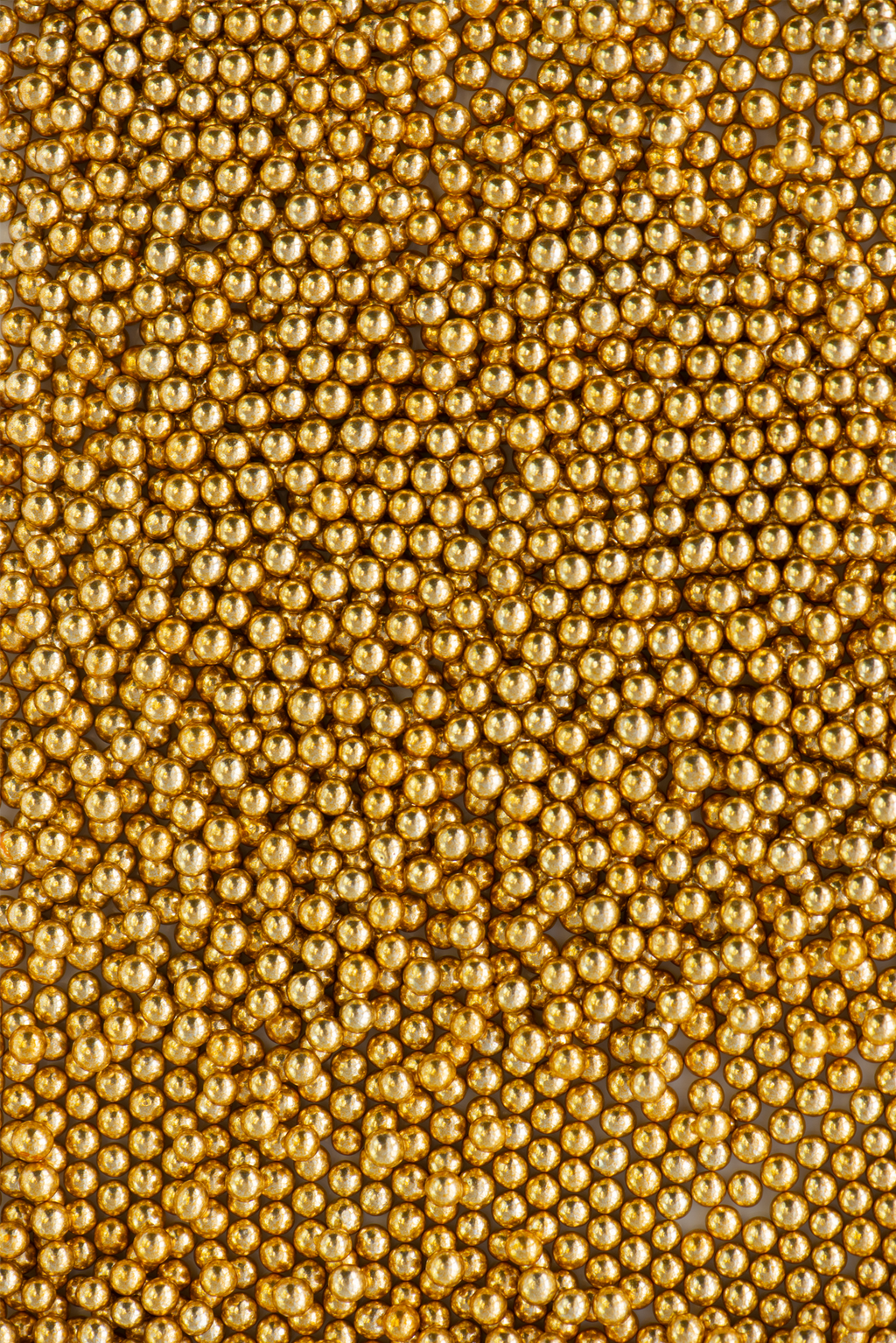 6MM VINTAGE GOLD DRAGÉES