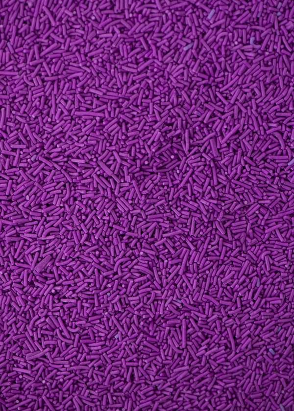 PURPLE CRUNCHY SPRINKLES