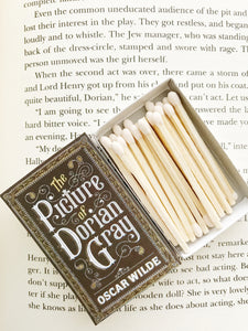 The Picture of Dorian Gray Book Matches