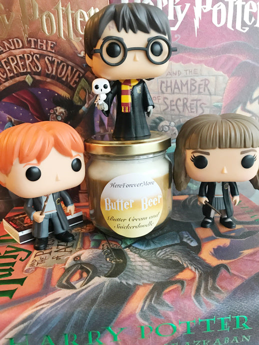 TODAY'S DEAL Butterbeer Soy Candle