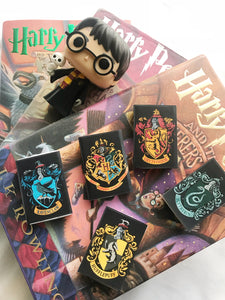 Hogwarts Houses Book Matches